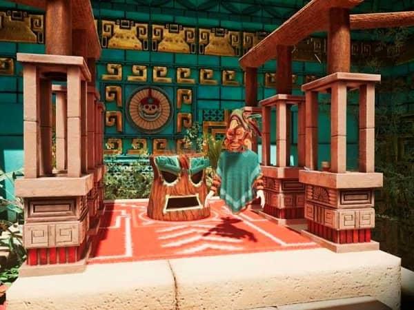 CREATYM France débarque chez les Mayas en VR